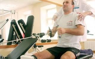 Упражнения на тренажерах для укрепления спины при грыже