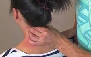 Можно ли делать массаж шейного отдела при грыже шейного отдела позвоночника Грыжа позвоночника