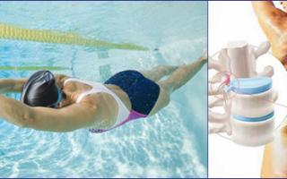 Как правильно плавать после операции на позвоночнике