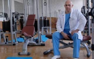 Доктор бубновский о грыже позвоночника Грыжа позвоночника
