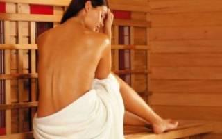 Лечение грыжи позвоночника в бане