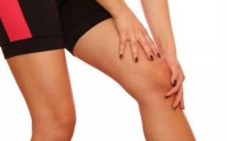 Тянет ногу из за грыжи снять боль лечение