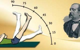 Симптомы натяжения при остеохондрозе поясничного отдела позвоночника