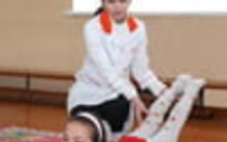 Профилактика заболеваний позвоночника у детей