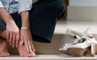 Горят ноги ниже колен: причины, осложнения, лечение