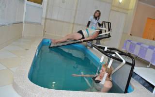 Можно ли радоновые ванны при грыже позвоночника