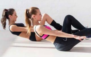 Как качать пресс при грыже в пояснице упражнения