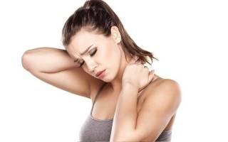Дисторсия шейного отдела позвоночника симптомы и лечение