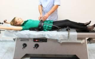 Вытяжение позвоночника в домашних условиях при остеохондрозе