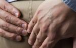 Боль в крестцовом отделе позвоночника при простатите