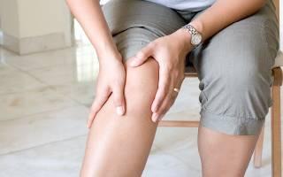 Боль в кости голени ниже колена