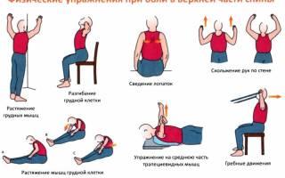 Грыжа грудного отдела позвоночника симптомы и лечение гимнастика