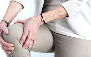 Боль в коленях при приседании или вставании