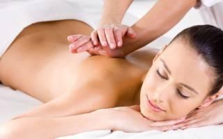 Можно ли делать массаж при грыже грудного отдела