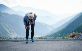 После пробежек болят колени что делать