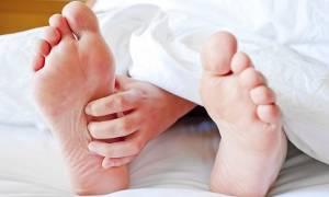 Болят ноги ниже колен у женщин ночью