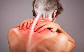 Боль в грудном отделе позвоночника при сидении