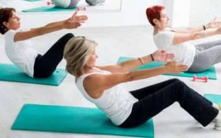 Тренировки при компрессионном переломе позвоночника