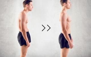 Как укрепить осанку и мышцы у детей 7-10 лет