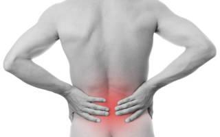 Боль в колене и пояснице справа