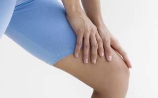 Боль в ноге выше колена: причины, лечение, диагностика
