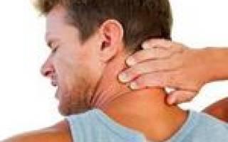 При повороте головы влево боль в позвоночнике