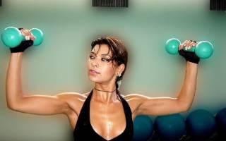 Упражнения с гантелями для укрепления мышц позвоночника