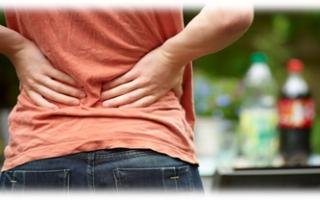 Профилактика заболеваний спины и позвоночника
