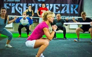 Фитнес для людей с больными коленями