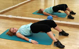 Упражнения для спины при протрузии в пояснице и вспомогательная терапия, видео