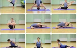 Йога при сколиозе грудного отдела позвоночника видео
