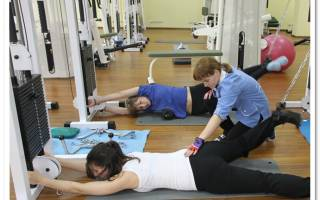 Упражнения для спины при межпозвоночной грыже видео