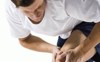 Болит колено при сгибании после нагрузки
