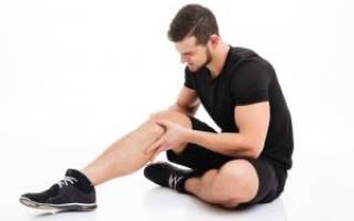 Как разрабатывать колено после травмы связок
