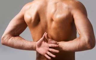 Болит позвоночник посередине спины, причины боли в середине