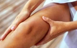Почему пульсирует в ноге выше колена
