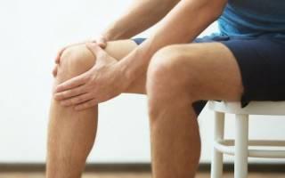 Колено болит при ходьбе после сидения